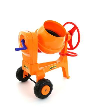 Toys - Play cement-mixer - PP POLESIE JV, LTD