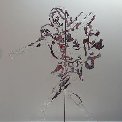 Sculpture - St Michel - SUN CHALAINE