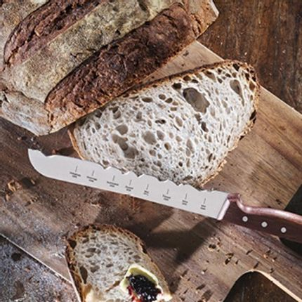 Kitchen utensils - Bread Knife - PANORAMAKNIFE