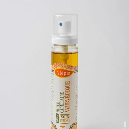 Beauty products - AYURVEDIC HAIR OIL - ALEPIA
