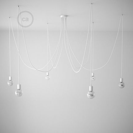 Pendant lamps - Spider - CREATIVE-CABLES
