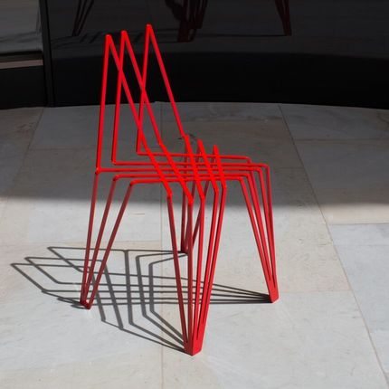 Chaises - Chaise à tisser - STUDIO SWINE
