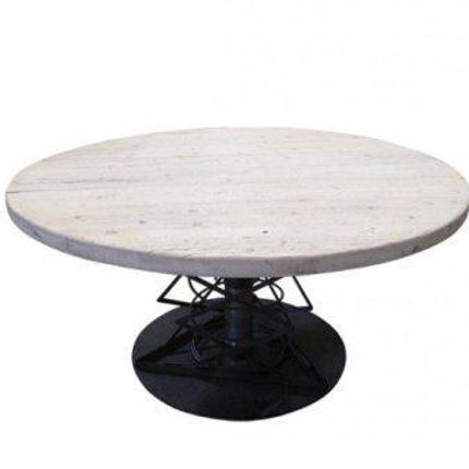 Tables - TABLE REGLABLE EN FER - ARXE