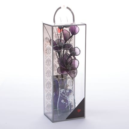 Gift - Boxed Flower Display  - CREATIVE TOUCH