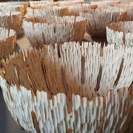 Platter, bowls - Bread baskets - SÉBASTIEN PANIS