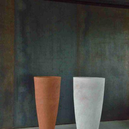 Poterie - Vase Haut - TERRES D'ALBINE