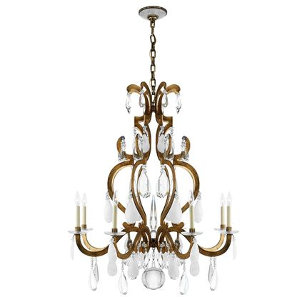Plafonniers - Marie Chandelier - Ralph Lauren Lighting Collection