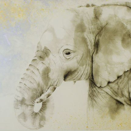 Objets de décoration - ELEPHANT - KUNI PAINTING/CERAMICS KAIZAN