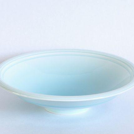 Ceramic - Qingbai ware craft bowl - KUNI PAINTING/CERAMICS KAIZAN