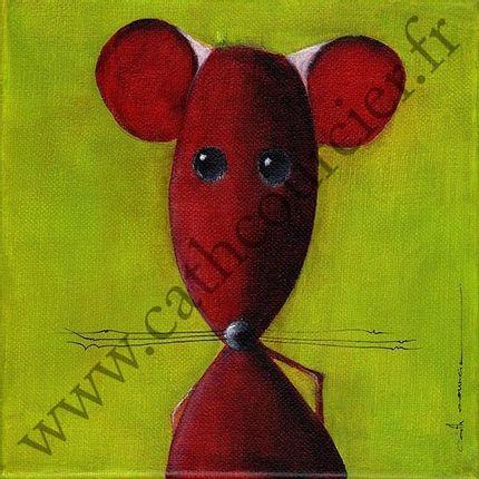 Paintings - Myrtille - CATH COURCIER