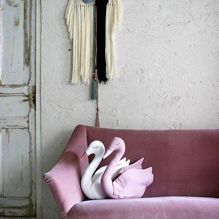 Chambres d'enfants - SWAN CUSHION - ILA Y ELA