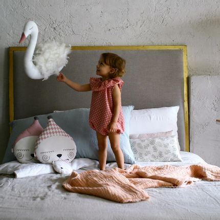 Children's bedrooms - MOBILE SWAN - ILA Y ELA