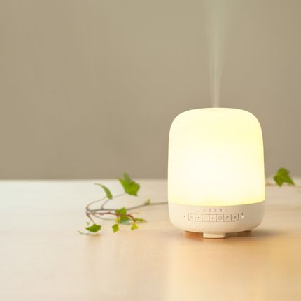Diffuseurs de parfums - Smart Aroma Diffuser Lamp Speaker - EMOI