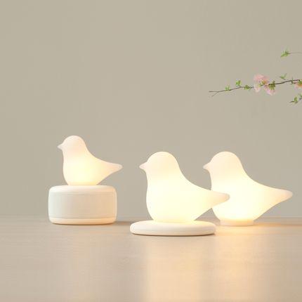 Autre fourniture bureau - Smart Bird Lamp - EMOI