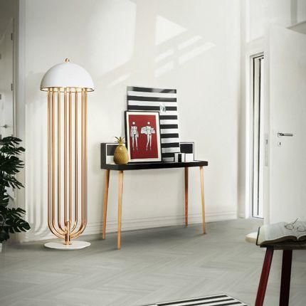 Lampadaires - Turner Floor Lamp - DELIGHTFULL
