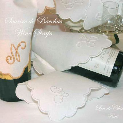 Linge de table - IDEES CADEAUX - LINHO DO CASTELO - LIN DE CHATEAU