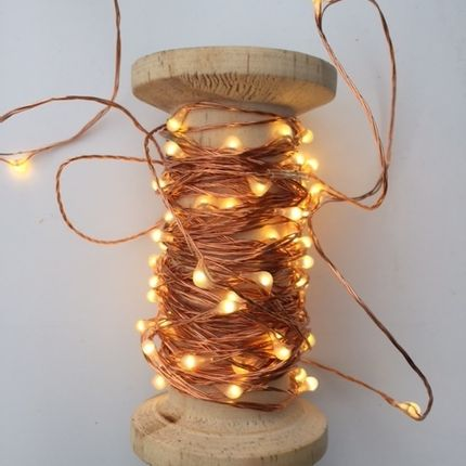 Decorative objects - STRING LED GALAXIE - BAZAR DELUXE