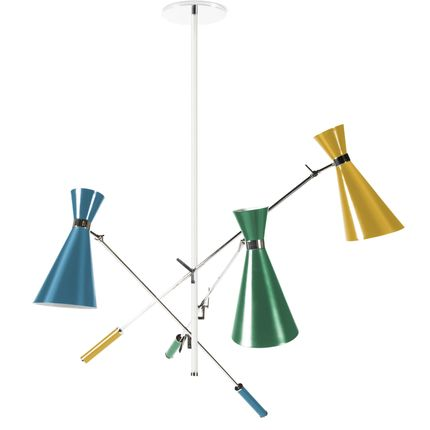 Pendant lamps - Stanley | Suspension Lamp - DELIGHTFULL