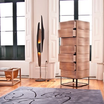 Floor lamps - Coltrane Floor Lamp - DELIGHTFULL