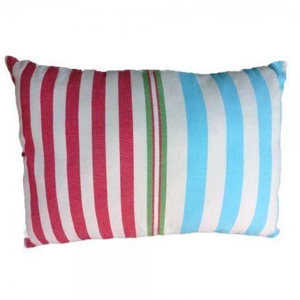 Coussins - Coussin rectangulaire 35 x 50 cm multicolore A5 - FOUTA FUTEE