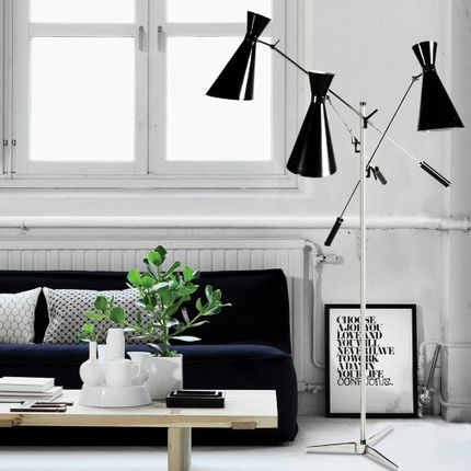 Floor lamps - Stanley Floor Lamp - DELIGHTFULL