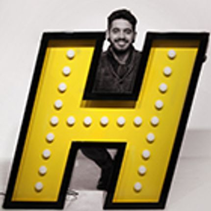 LED modules - H Graphic Lamp - DELIGHTFULL