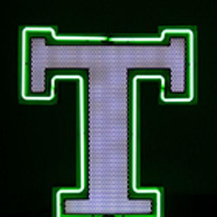 Éclairage LED - T | Lampe Graphique - DELIGHTFULL