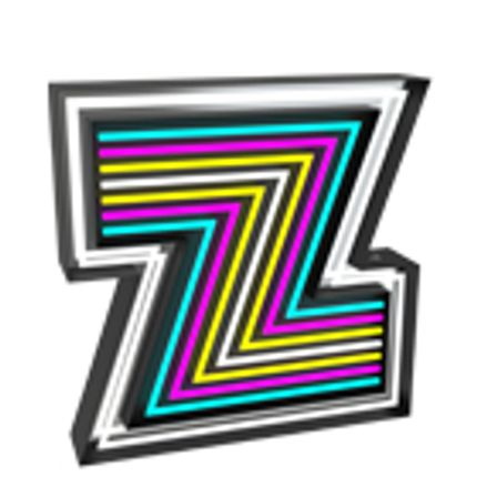 Éclairage LED - Z Graphic Lamp - DELIGHTFULL