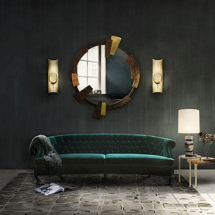 Wall lamps - PANJI Wall Light I Hammered Sconce by BRABBU - BRABBU DESIGN FORCES