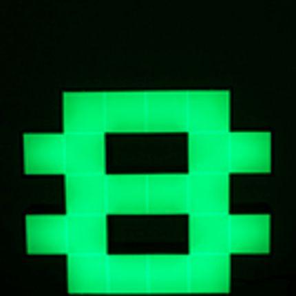 Éclairage LED - 8 Graphic Lamp - DELIGHTFULL