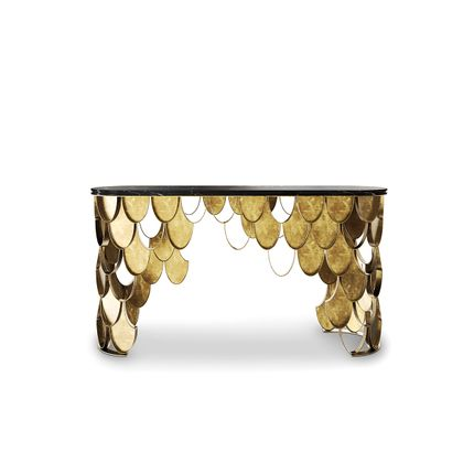 Console tables - Koi Console Table  - COVET HOUSE