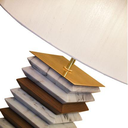 Table lamps - APACHE Table Light - BRABBU DESIGN FORCES