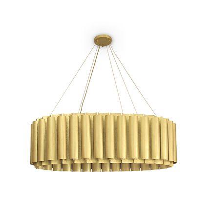 Hanging lights - AURUM III Suspension Light - BRABBU DESIGN FORCES