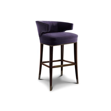 Chairs - Ibis Bar Chair  - COVET HOUSE