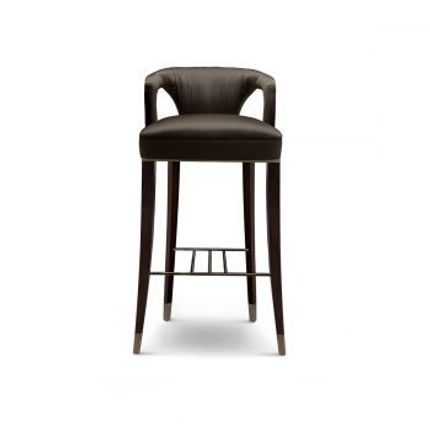 Stools - Karoo Bar Stool  - COVET HOUSE