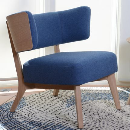 Small armchairs - LYLA driver - PERROUIN 1875