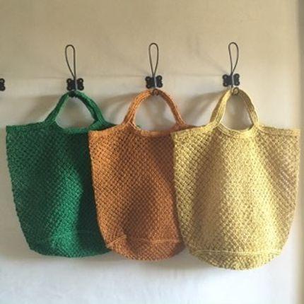 Sacs / cabas - Jute macrame bag large - MAISON BENGAL