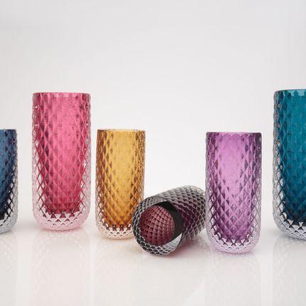 Art glass - Roxy - GLASHÜTTE COMPLOJ