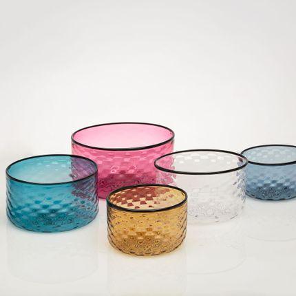 Art glass - Candy Baskets - GLASHÜTTE COMPLOJ