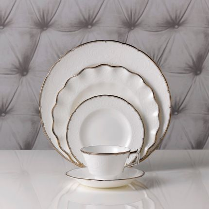 Decorative objects - Darley Abbey Pure - Platinum and Gold - ROYAL CROWN DERBY