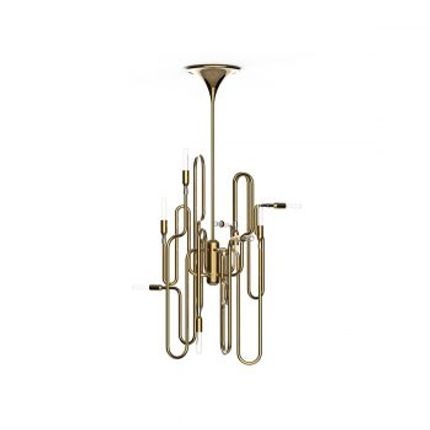 Plafonniers - Clark Suspension Lamp  - COVET HOUSE