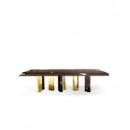 Desks - Empire Dining Table  - COVET HOUSE