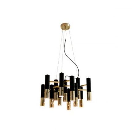 Ceiling lights - Ike Suspension Lamp  - COVET HOUSE