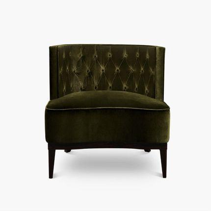 Armchairs - Bourbon Armchair - BB CONTRACT