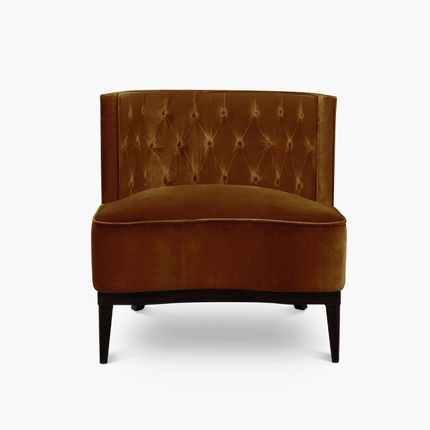 Armchairs - Bourbon Armchair - BB CONTRACT