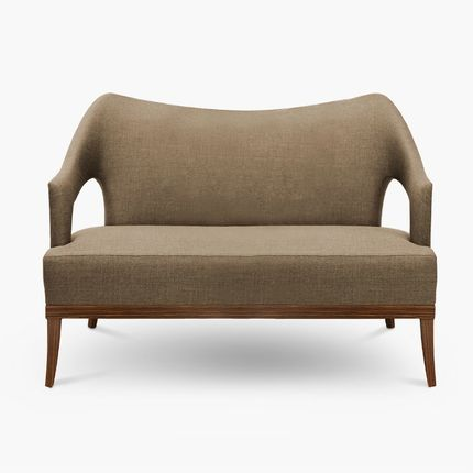 sofas - N20 2 Seat Sofa - BB CONTRACT