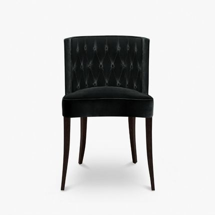 Chaises - Bourbon Dining Chair - BB CONTRACT
