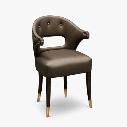 Chairs - Nanook Dining Chair - BB CONTRACT