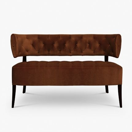 canapés - Zulu 2 Seat Sofa - BB CONTRACT