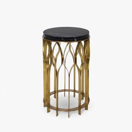 Tables - Mecca Side Table - BB CONTRACT
